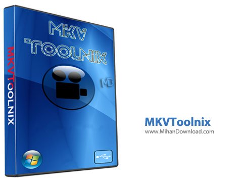 MKVToolnix نرم افزار ترکیب و ادغام  صدا و زیرنویس با یکدیگر MKVToolnix 6 9 0 Final