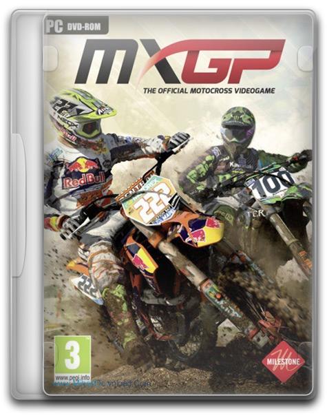 MXGP 1 دانلود بازی مسابقات موتور سواری سریع MXGP