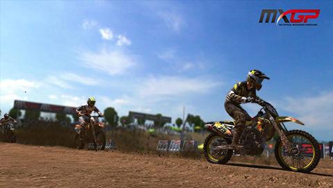 MXGP 2 دانلود بازی مسابقات موتور سواری سریع MXGP