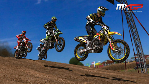MXGP 3 دانلود بازی مسابقات موتور سواری سریع MXGP