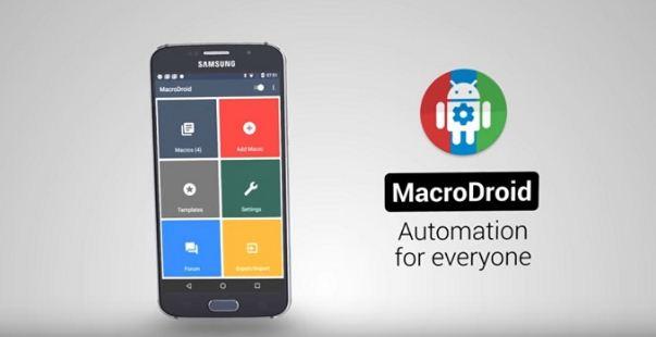 MacroDroid Pro Device Automation 1 دانلود نرم افزار انجام خودکار کارها برای آندروید