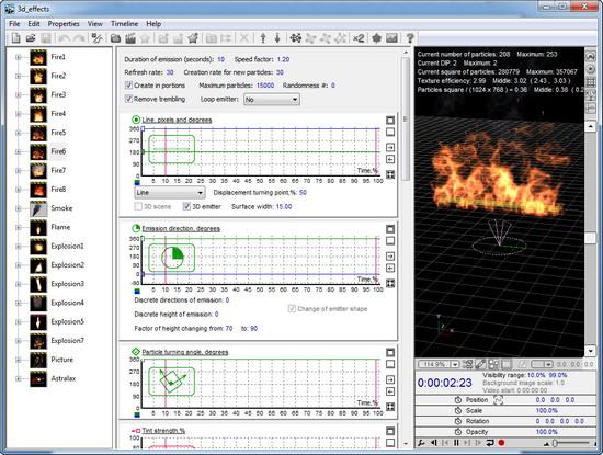 Magic دانلود Magic Particles 3D v2.25