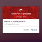 Malwarebytes Anti Malware 4 150x150 دانلود نرم افزار Malwarebytes Anti Malware برای آندروید