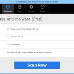 Malwarebytes Anti Malware 1 150x150 دانلود نرم افزار محافظت از سیستم Malwarebytes Anti Malware Premium