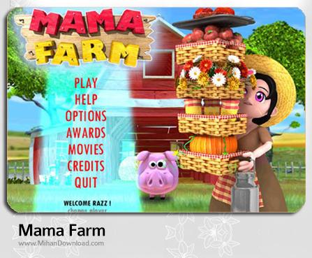 Mama Farm دانلود بازی Mama Farm برای کامپیوتر