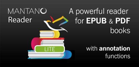 Mantano دانلود نرم افزار کتاب خوان Mantano Ebook Reader Premium 2.5.2.5 اندروید