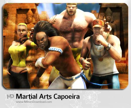 Martial Arts Capoeira دانلود بازی Martial Arts Capoeira برای کامپیوتر
