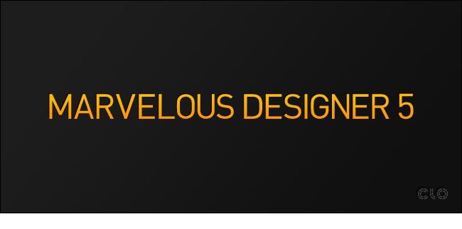 Marvelous Designer دانلود نرم افزار طراحی لباس Marvelous Designer 5