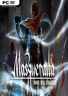 Masquerada Songs and Shadows دانلود بازی Masquerada Songs and Shadows برای کامپیوتر
