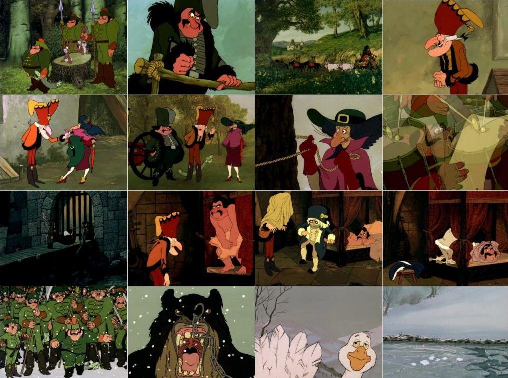 Matt the Gooseboy 1997 2 دانلود دوبله فارسی انیمیشن پسرک غازچران
