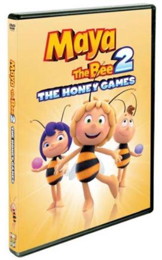 Maya the Bee The Honey Games 2018 1 دانلود انیمیشن Maya the Bee: The Honey Games 2018