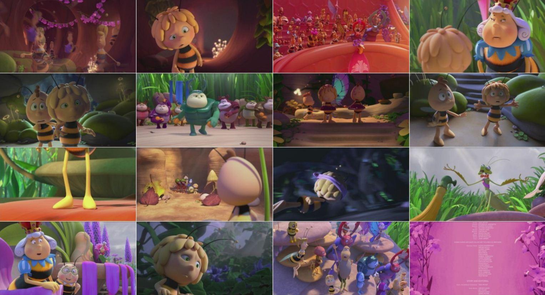 Maya the Bee The Honey Games 2018 2 دانلود انیمیشن Maya the Bee: The Honey Games 2018