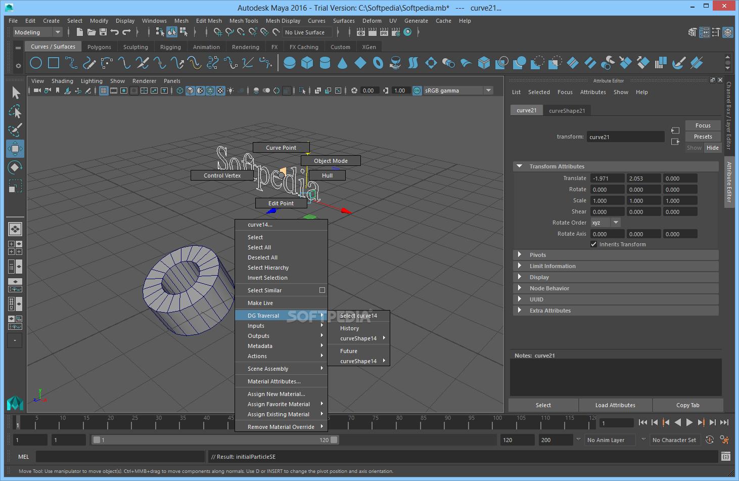 Maya 1 دانلود نرم افزار مایا Autodesk Maya 2016 SP6