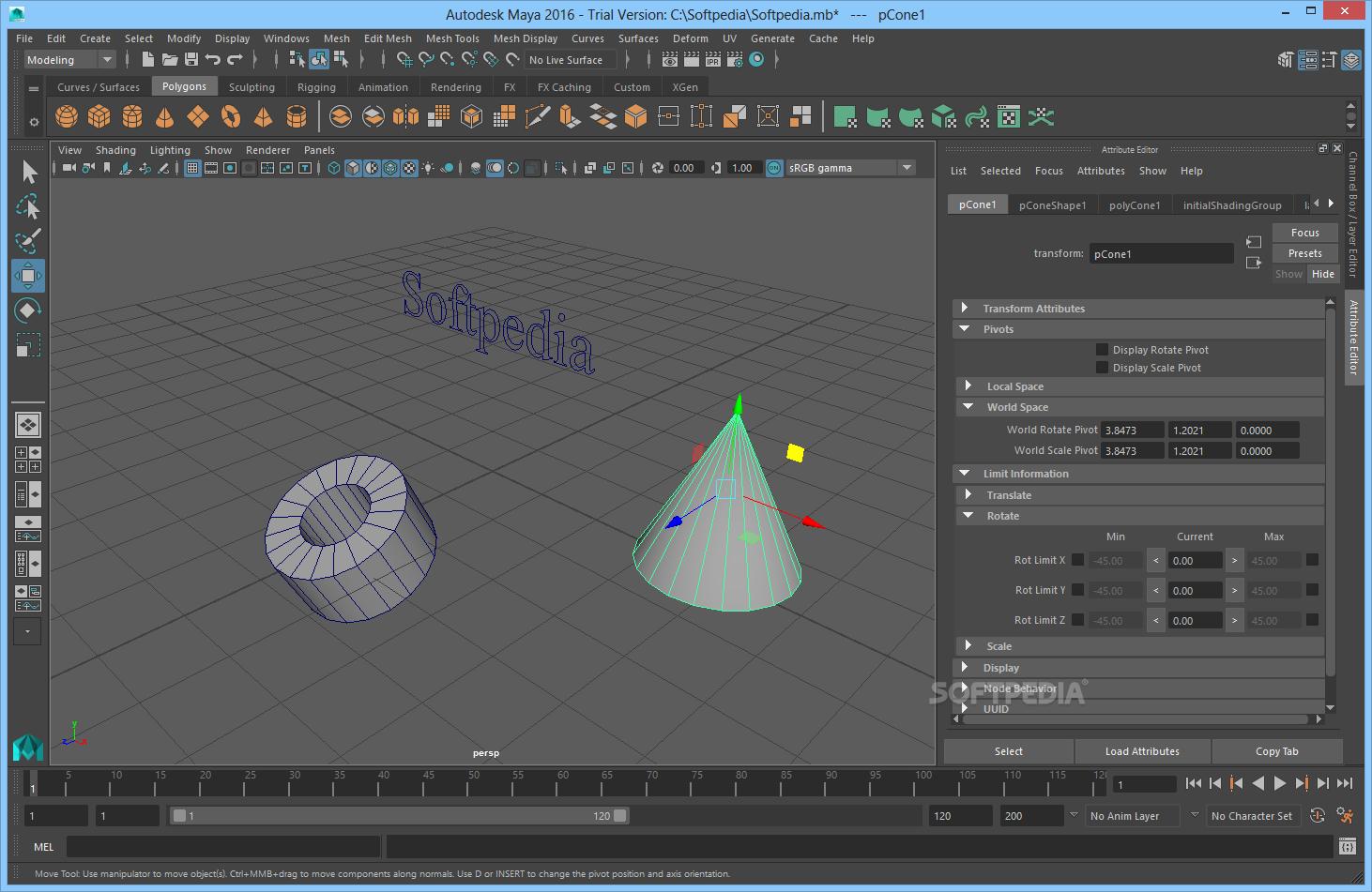 Maya 2 دانلود نرم افزار مایا Autodesk Maya 2016 SP6