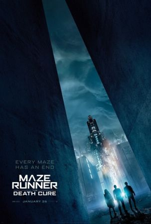 Maze Runner The Death Cure 1 دانلود فیلم Maze Runner: The Death Cure 2018