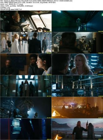 Maze Runner The Death Cure 2 دانلود فیلم Maze Runner: The Death Cure 2018