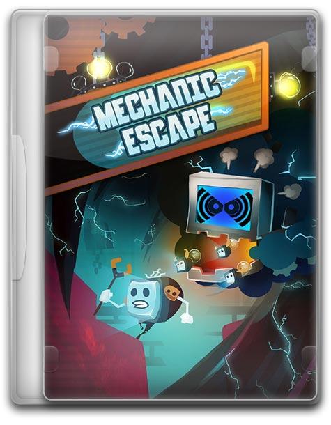 Mechanic Escape 1 دانلود بازی فرار مکانیک Mechanic Escape