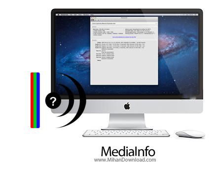 MediaInfo icon دانلود MediaInfo نرم افزار نمایش اطلاعات فایل های چندرسانه ای برای مک