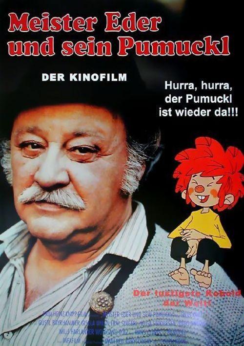Meister Eder und sein Pumuckl دانلود کارتون وروجک و آقای نجار