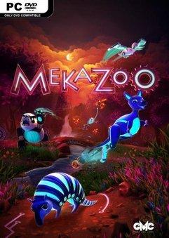 Mekazoo دانلود بازی حیوانات مصنوعی Mekazoo برای کامپیوتر