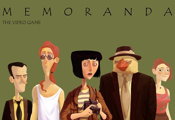 Memoranda Free Download دانلود بازی ماجرایی یادداشت برای کامپیوتر