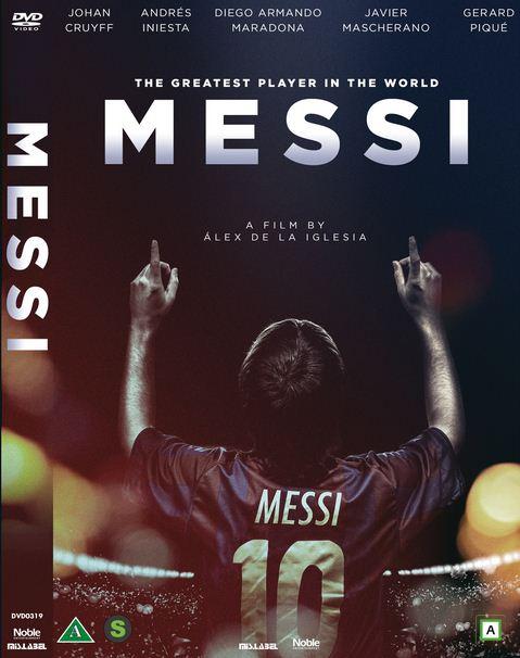Messi دانلود مستند مسی با دوبله فارسی