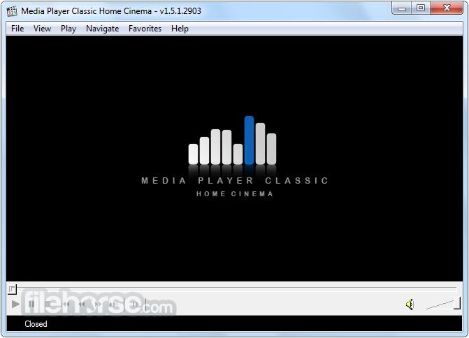 Mi دانلود Media Player Classic Home Cinema 1.7.9.105 نرم افزار مدیا پلیر