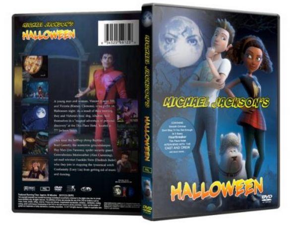 Michael Jackson's Halloween 2017 1 دانلود انیمیشن Michael Jackson's Halloween 2017