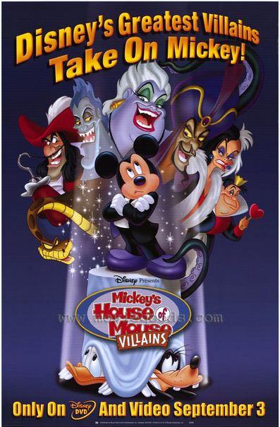 Mickey's House of Villains 1 دانلود انیمیشن خانه اشرار میکی