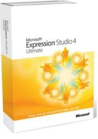 Microsoft Expression دانلود نرم افزار طراحی وب Microsoft Expression Studio Ultimate 4.0