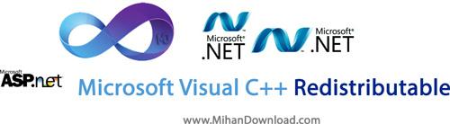 Microsoft Visual C++ Redistributable دانلود مایکروسافت ویژوال سی پلاس پلاس Microsoft Visual C++