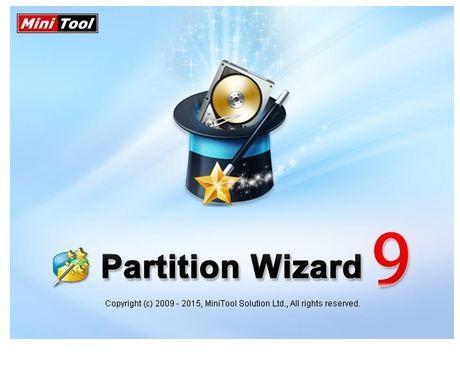 MiniTool  دانلود MiniTool Partition Wizard Professional 9.1 نرم افزار مدیریت پارتیشن