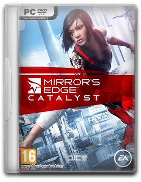 Mirrors Edge Catalyst 1 دانلود بازی لبه آینه Mirrors Edge Catalyst