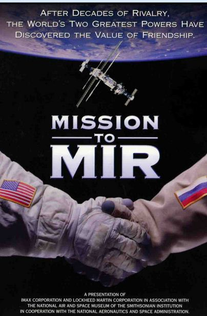 Mission to Mir 1997 دانلود مستند Mission to Mir 1997