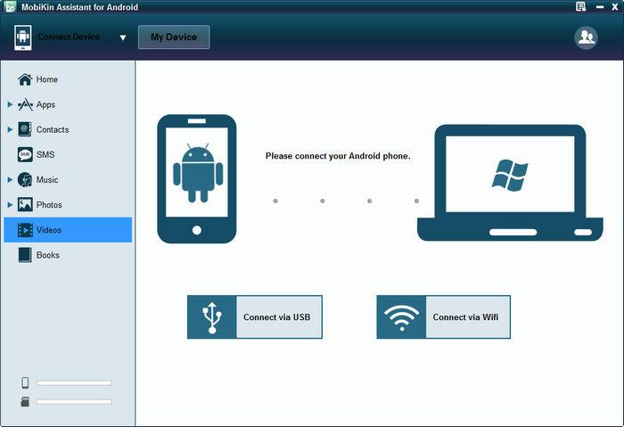 MobiKin  دانلود MobiKin Assistant for Android 1.6.50 نرم افزار مدیریت دستگاه های اندروید