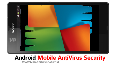 Mobile AntiVirus Security دانلود نرم افزار Mobile AntiVirus Security برای آندروید