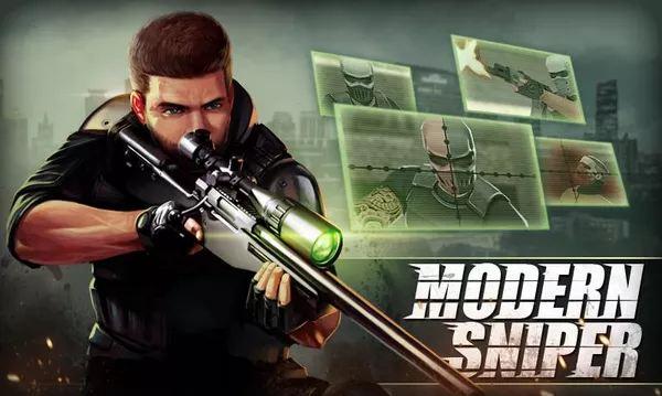 Modern  دانلود بازی تک تیرانداز Modern Sniper 1.6 اندروید + مود