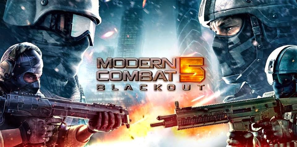 Modern Combat 5 icon دانلود بازی Modern Combat 5 v2.3.0 مدرن کامبت 5 برای آندروید