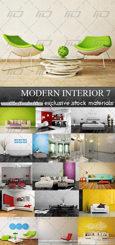 Modern Interior Design تصاویر استاک پرمیوم با موضوع طراحی داخلی