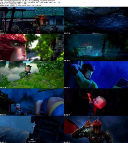 Monkey King Hero is Back 2 دانلود دوبله فارسی انیمیشن میمون شاه