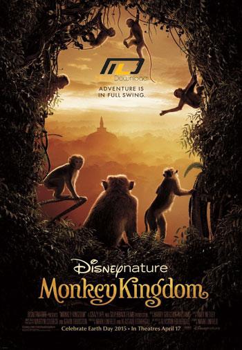 Monkey Kingdom 2015 movie p دانلود مستند ۲۰۱۵ Monkey Kingdom