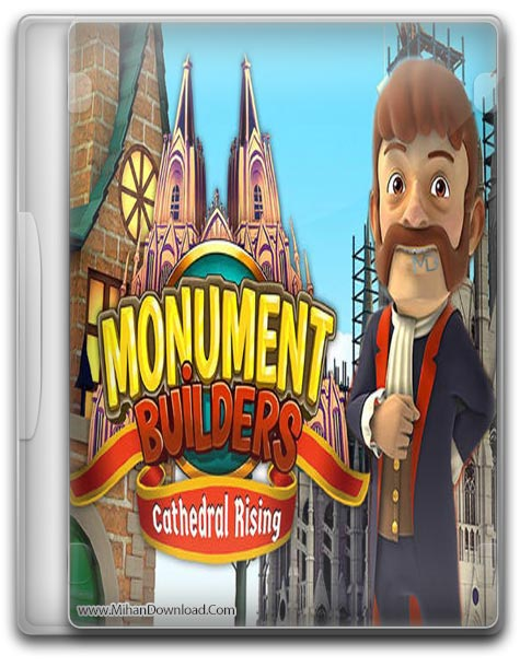Monument Builders Cathedral Rising 1 دانلود بازی Monument Builders Cathedral Rising