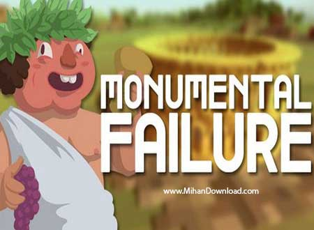 Monumental Failur دانلود Monumental Failure بازی شکست به یاد ماندنی برای کامپیوتر