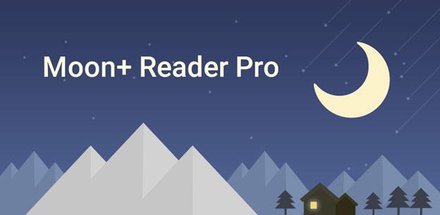 Moon1 دانلود نرم افزار کتاب خوان Moon+ Reader Pro v3.0.9 اندروید