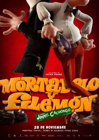 Mortadelo Filemon 2014 1 دانلود انیمیشن Mortadelo & Filemon 2014