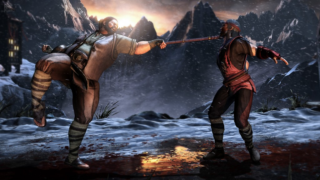 Mortal Kombat XL  3 1024x576 دانلود بازی Mortal Kombat XL برای PC