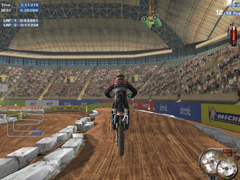 Moto Racer 3 screen دانلود بازی Moto Racer 3 برای کامپیوتر