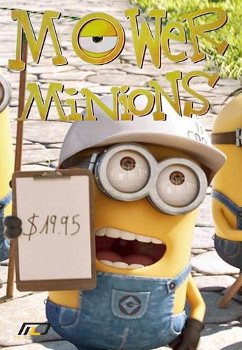Mower Minions 2016 دانلود انیمیشن کوتاه Mower Minions