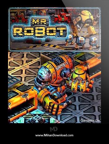 Mr Robot دانلود بازی کم حجم آقای ربات Mr Robot