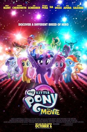 My Little Pony The Movie 2017 1 دانلود انیمیشن My Little Pony: The Movie 2017